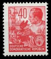 DDR 1953 Nr 375XII Postfrisch X873862 - Nuevos