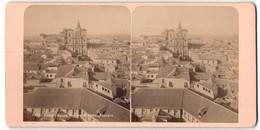 Stereo-Foto Fotograf Unbekannt, Ansicht Toledo, Iglesia San Juan Baptiste - Stereoscoop