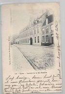 10 08 Z/  1902   YPRES   INSTITUT DE LA STE FAMILLE - Belgium