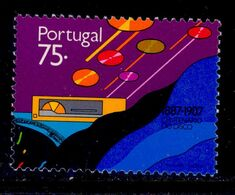 ! ! Portugal - 1987 Vinyl Records - Af. 1818 - Used - 1910-... République