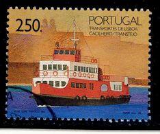 ! ! Portugal - 1989 Transports - Af. 1893 - Used - 1910-... République