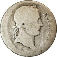 Monnaie, France, Napoléon I, Franc, 1809, Toulouse, Extremely Rare, AB+ - France