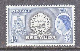 BERMUDA   150    *   STAMPS  ON  STAMPS - Bermudes
