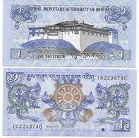 406) BHUTAN 1 NGULTRUM  2013  FDS EURO 0,50 - Bhutan