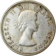 Monnaie, Canada, Elizabeth II, 10 Cents, 1954, Royal Canadian Mint, Ottawa, TTB - Canada