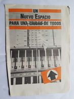 URUGUAY 1989, PARTIDO DEMOCRATA CRISTIANO PROYECTO POLITICO, CHRISTIAN DEMOCRATE PARTY POLITICAL PROJECT - Oude Documenten