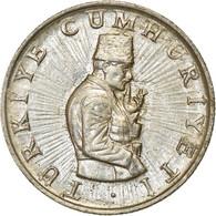 Monnaie, Turquie, 10 Lira, 1982, TTB, Aluminium, KM:950.1 - Turkey