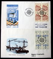 Denmark 1978 EUROPA   MiNr.662-63 FDC  ( Lot Ks ) - FDC