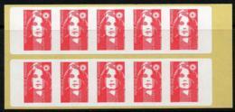 France - Carnet 2807-C1 - Marianne De Briat (pour Distributeurs SAGEM) - Carnets