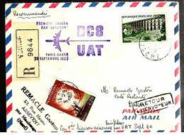 35695 - Vol UAT PARIS DAKAR - Poste Aérienne