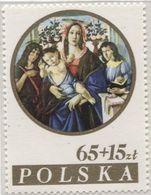Poland 1985 Mi 2999 World Philatelic Exhibition Italia 85, Painting, Art MHN** - 1944-.... République