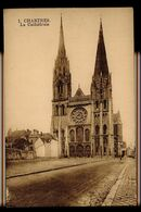CPA 28 CHARTRES N°1 LA CATHEDRALE EDIT ??? - Chartres