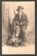 Carte P ( La Chasse Aux Renards ) - Hunting