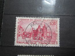 """VEND BEAU TIMBRE DE FRANCE N° 1718 , OBLITERATION """" AV. D'ITALIE """" !!! - Oblitérés"""
