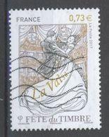 Frankrijk 2017 - Nr 5130 ° - Used Stamps