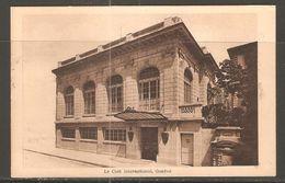 Carte P De 1930 ( Le Club International De Genève ) - GE Ginevra