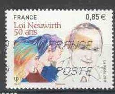 Frankrijk 2017 - Nr 5121 ° - Used Stamps
