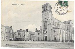 ANDOUILLE : L'EGLISE - Frankrijk