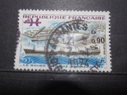 """VEND BEAU TIMBRE DE FRANCE N° 1772 , OBLITERATION """" NANTES """" !!! - Oblitérés"""