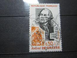 """VEND BEAU TIMBRE DE FRANCE N° 1727 , OBLITERATION """" TOURS-GRAMMONT """" !!! - Oblitérés"""