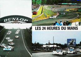 LE MANS (24 Heures Du Mans Années 80s)  Le Circuit En Multi Vues - Le Mans