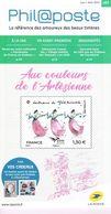 Frankreich Phil@Poste Sommer 2019 - Magazines