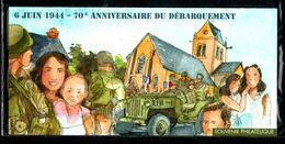 Bloc Souvenir N° 93 - 70ème Anniversaire Du Débarquement - Neuf Sous Blister - Souvenir Blokken