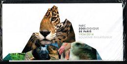 Bloc Souvenir N° 96 - Parc Zoologique De Paris - Neuf Sous Blister - Souvenir Blokken