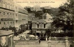FRANCE - Carte Postale - Veules Les Roses - Grand Hôtel Des Bains - L 67384 - Veules Les Roses