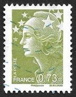 FRANCE  2009 -  YT  4342  -  Beaujard  - Oblitéré - 2008-13 Marianne Van Beaujard