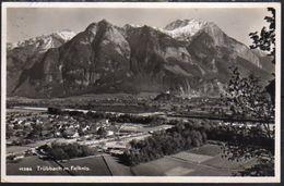 Trübbach Fliegeraufnahme - SG St. Gallen