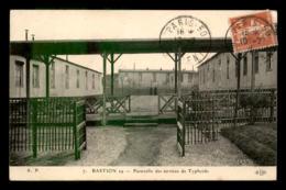 75 - PARIS - 19EME - BASTION 29 - PASSERELLE DES SERVICES DE TYPHOIDE - Arrondissement: 19