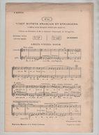 Vingt Motets Chanoine Chaminade Périgueux 1898 - Sin Clasificación