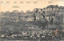 Wallenstadt Fliegeraufnahme - SG St. Gallen