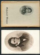 Schubert Mappe - Carnet De 8 CPA (Incomplet, Il En Manque 2) - Edition NOVITAS - Voir 5 Scans - Cantantes Y Músicos
