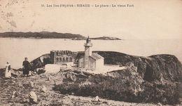 (VAR) GIENS RIBAUD  ,le Phare , Le Vieux Fort - Autres Communes