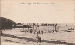 (VAR) GIENS Hopial Renée Sabran,les Bains De Mer - Autres Communes