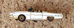 Pin's Ford Thunderbird Cabriolet 1960 - Email - Fabricant Inconnu - Double Pin's - Ford