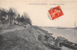 PENICHE-SAINT-JEAN-DE-BRAYE (45)  LES BORDS DE LA LOIRE - Arken