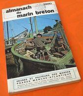 Almanach Du Marin Breton    (1980)    199 Pages   (235x150)mm - Boats