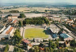 25 - Sochaux - Montbéliard : Le Stade Bonal - CPM écrite - Sochaux