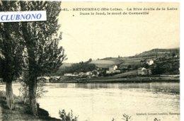CPA -  RETOURNAC - RIVE DROITE DE LA LOIRE - MONT DE CORNEVILLE (ETAT PARFAIT) - Retournac