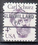 USA Precancel Vorausentwertung Preo, Locals Pennsylvania, Glenwillard 841 - Prematasellado