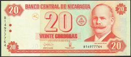 NICARAGUA 20   2006  UNC - Nicaragua