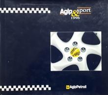 Automobilismo - Album Fotografico - Pubblicitaria - Agip & Sport 1996 - Bücher, Zeitschriften, Comics