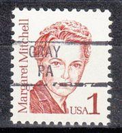 USA Precancel Vorausentwertung Preo, Locals Pennsylvania, Gray 841 - Prematasellado