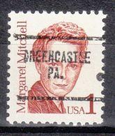 USA Precancel Vorausentwertung Preo, Locals Pennsylvania, Greencastle 704 - Prematasellado