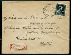 Doc. De WIJCHMAAL ( BRABANT )  Du 13/06/46   En Rec. ( E ) - Landelijks Post