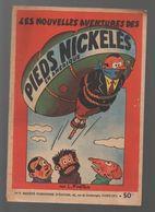 (BD) (SPE) LES PIEDS NICKELES EN AMERIQUE (ill Forton)  édition De Février 1950 (M0599) - Pieds Nickelés, Les