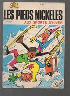 (BD) (SPE) LES PIEDS NICKELES AUX SPORTS D'HIVER (ill Pellos)  édition De 1979  (M0601) - Pieds Nickelés, Les